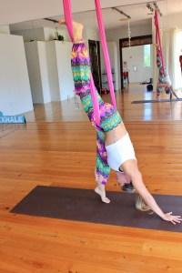 Aerial Yoga Hips Tutorial - Aerial Yoga Goddess