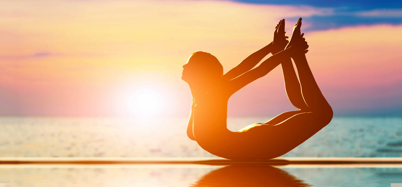 Bow Pose (Dhanurasana) Steps, Health Benefits and ...