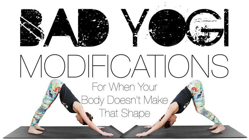 3 Ways to Make Downward-Facing Dog Feel Better | Yoga ...