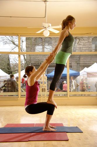 135 best images about Acro Yoga on Pinterest