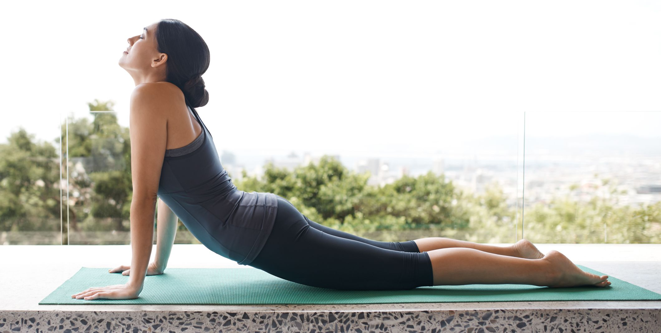 10 Yoga Poses to Ease Lower Back Pain