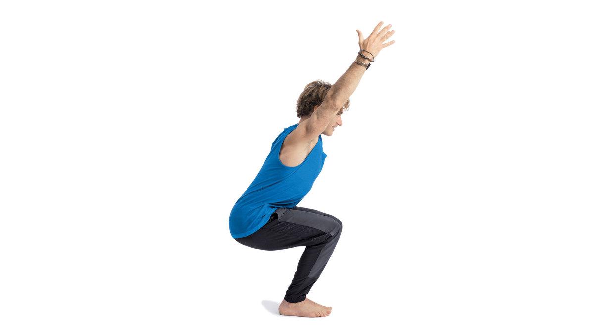 Chair Pose (Utkatasana) - Yoga Journal