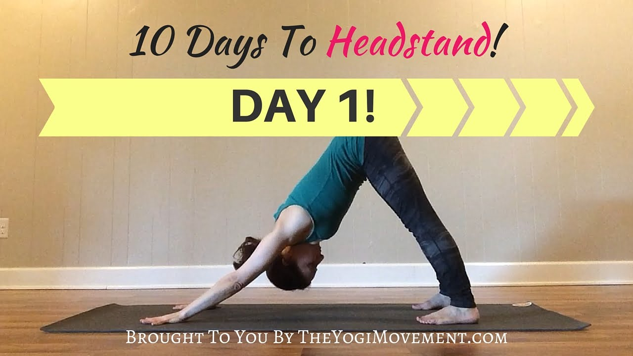 How To Do A Headstand In Yoga - Yoga For You
