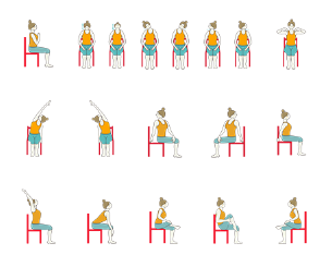 Seated Yoga Sequence – Blog Dandk