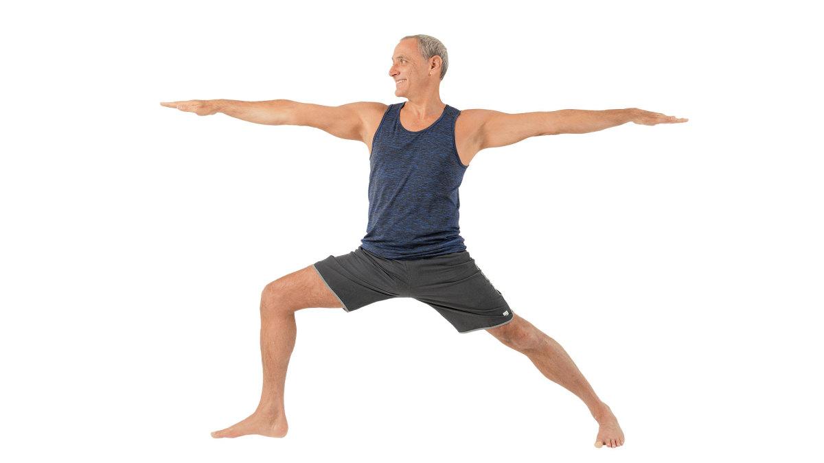 Warrior II Pose (Virabhadrasana II) - Yoga Journal