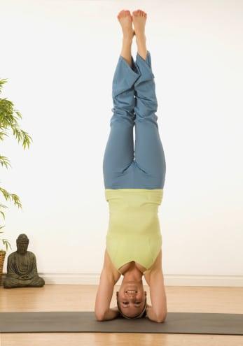 Shirshasana (Headstand Pose) Benefits and Steps