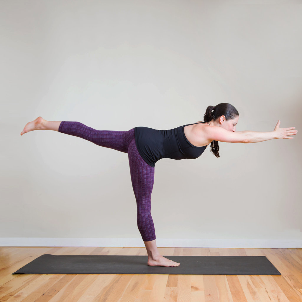 Best Yoga Poses For Butt | POPSUGAR Fitness