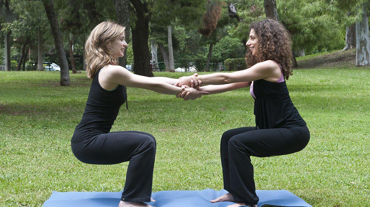 Partner Yoga   Athens Yoga