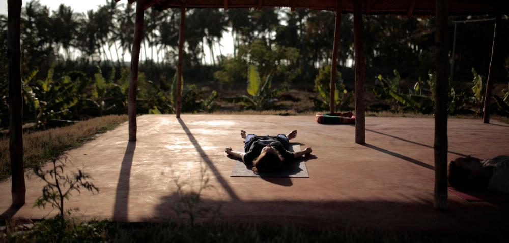 Script for Savasana | Corpse pose, Yoga, Script
