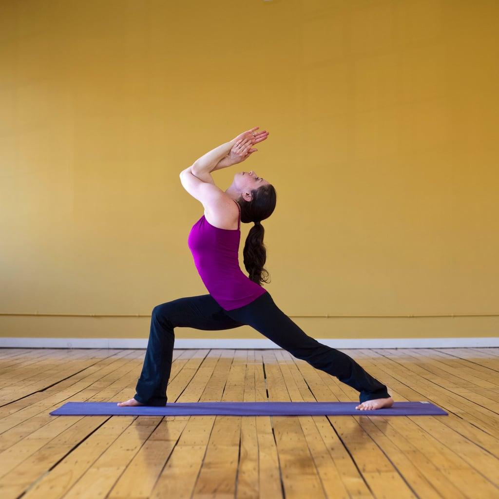 Standing Yoga Poses | POPSUGAR Fitness