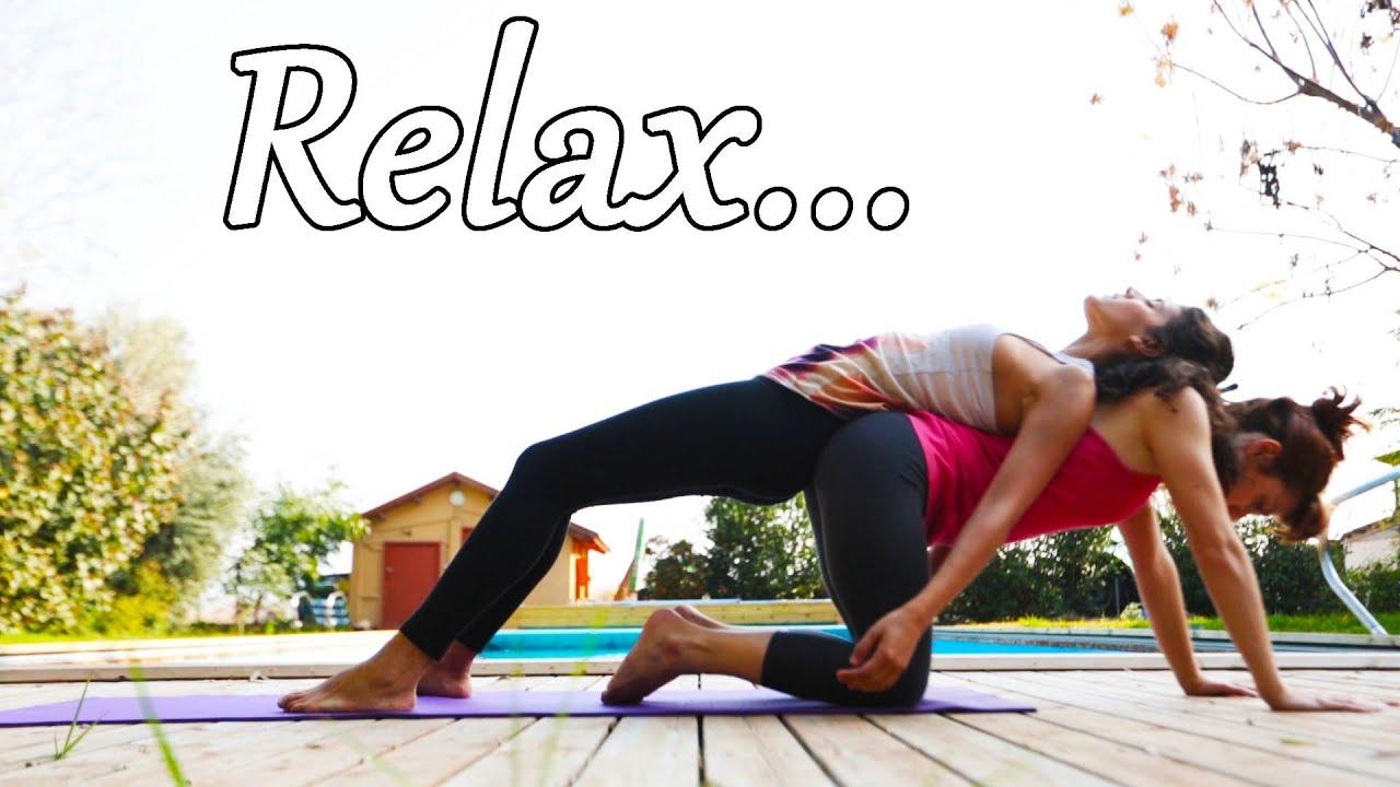 #6ABT: AcroYoga Beginner Tutorial - Partner Yoga - YouTube