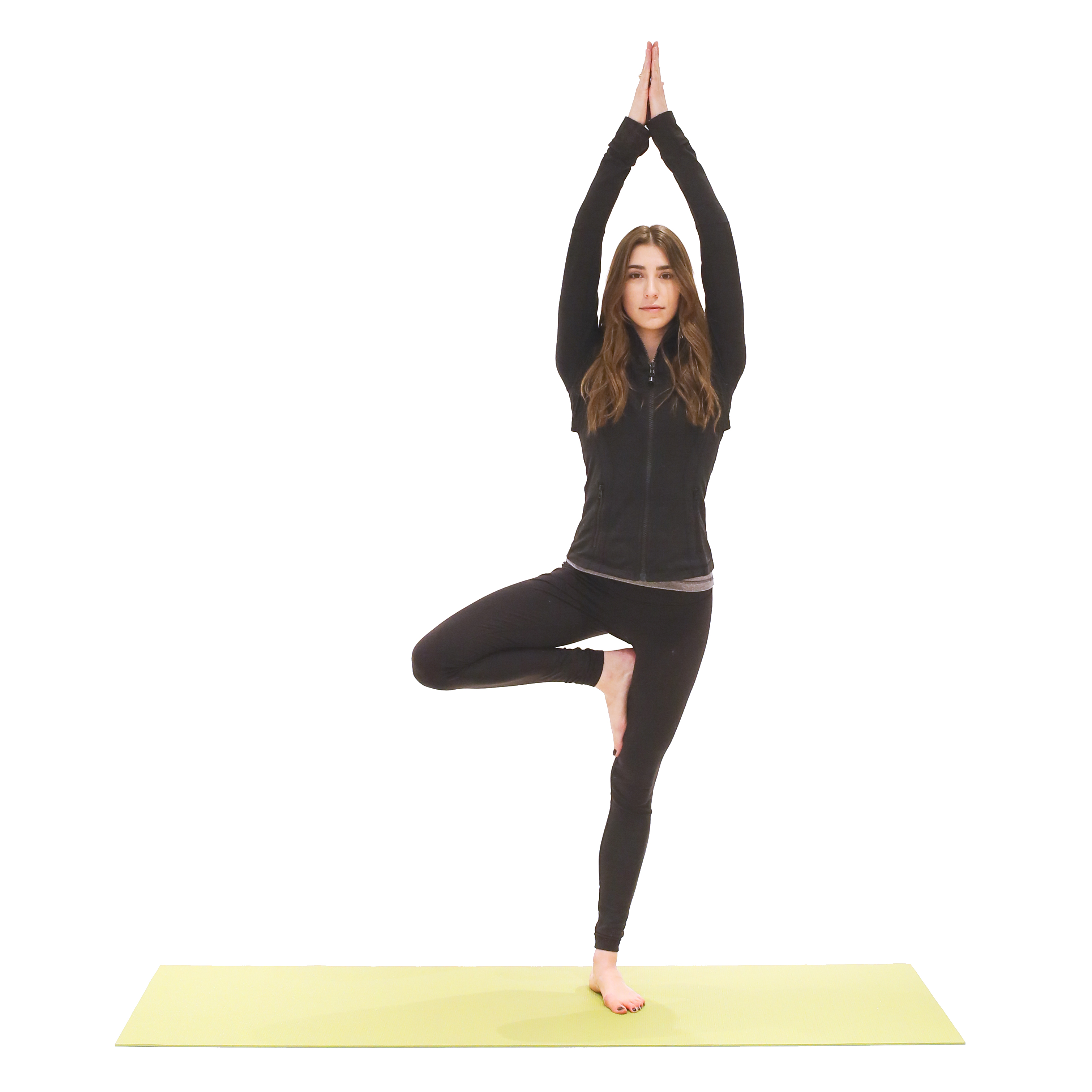 Motivation Monday: 5 Super Easy Poses For Yoga Newbies ...