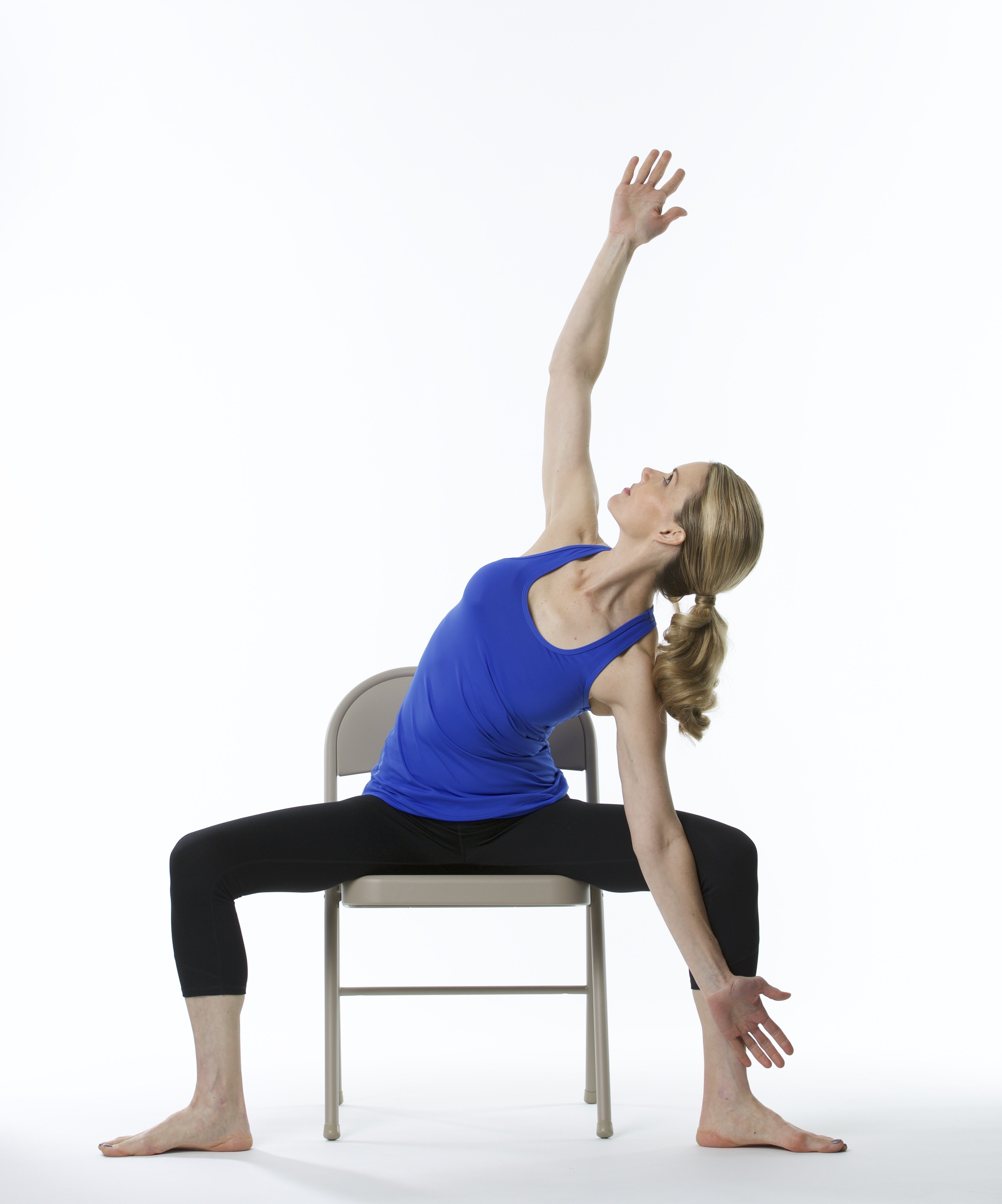 Get Started With Chair Yoga: Practice Yoga Anywhere