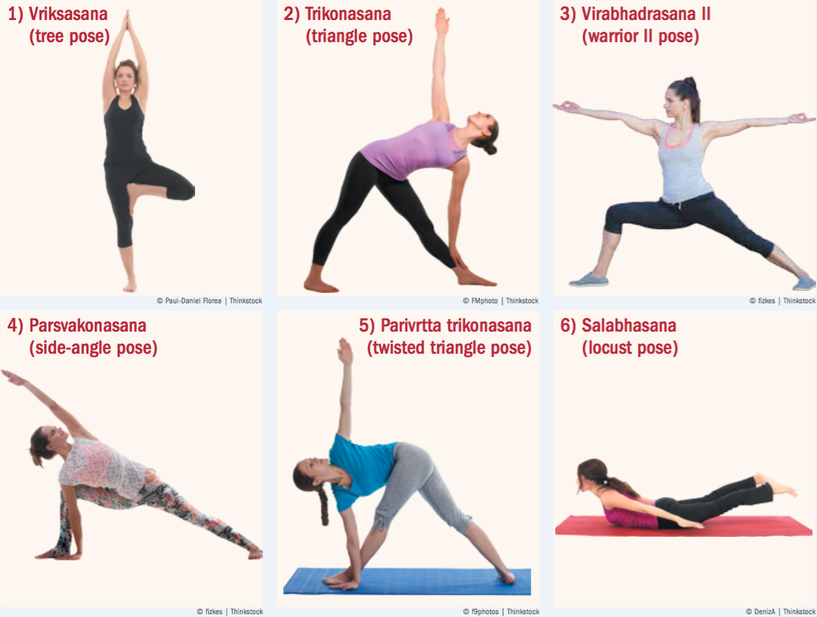 Yoga: Another way to prevent osteoporosis? - Harvard Health