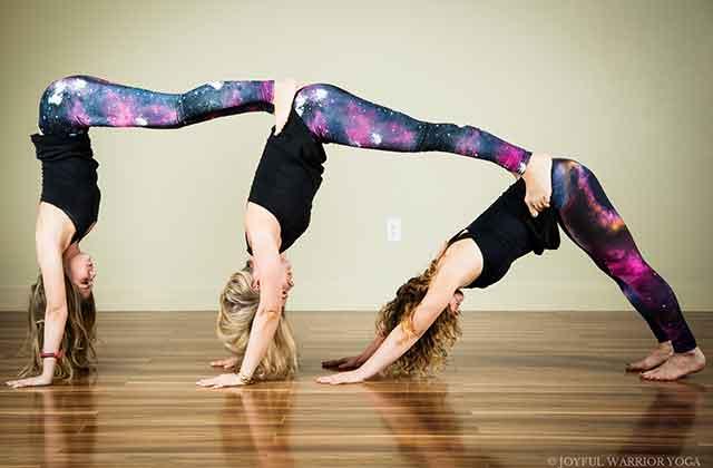 The Zen of High Yoga · High Times