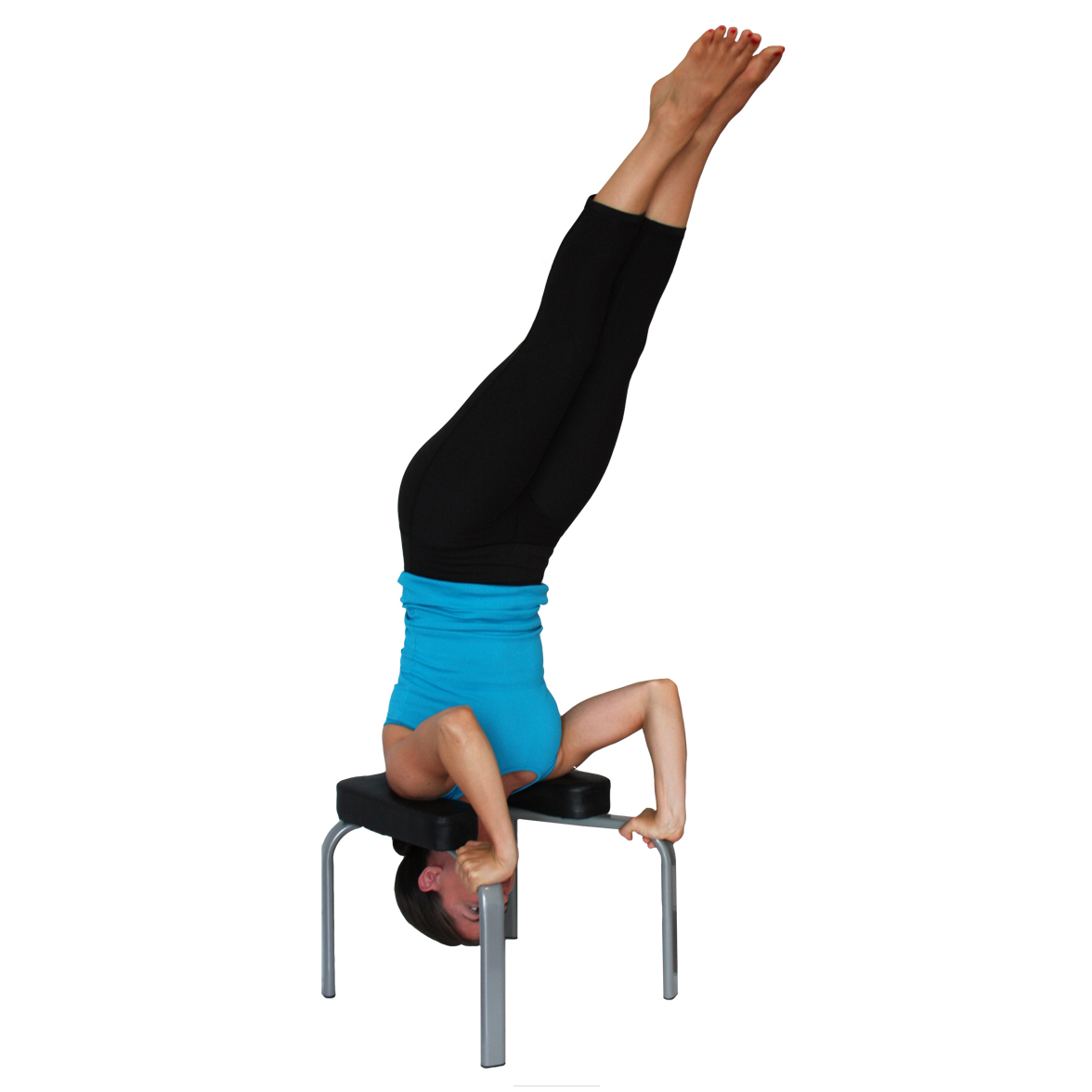 Yoga Headstand Bench for Neck / Cervical Spine Traction ...