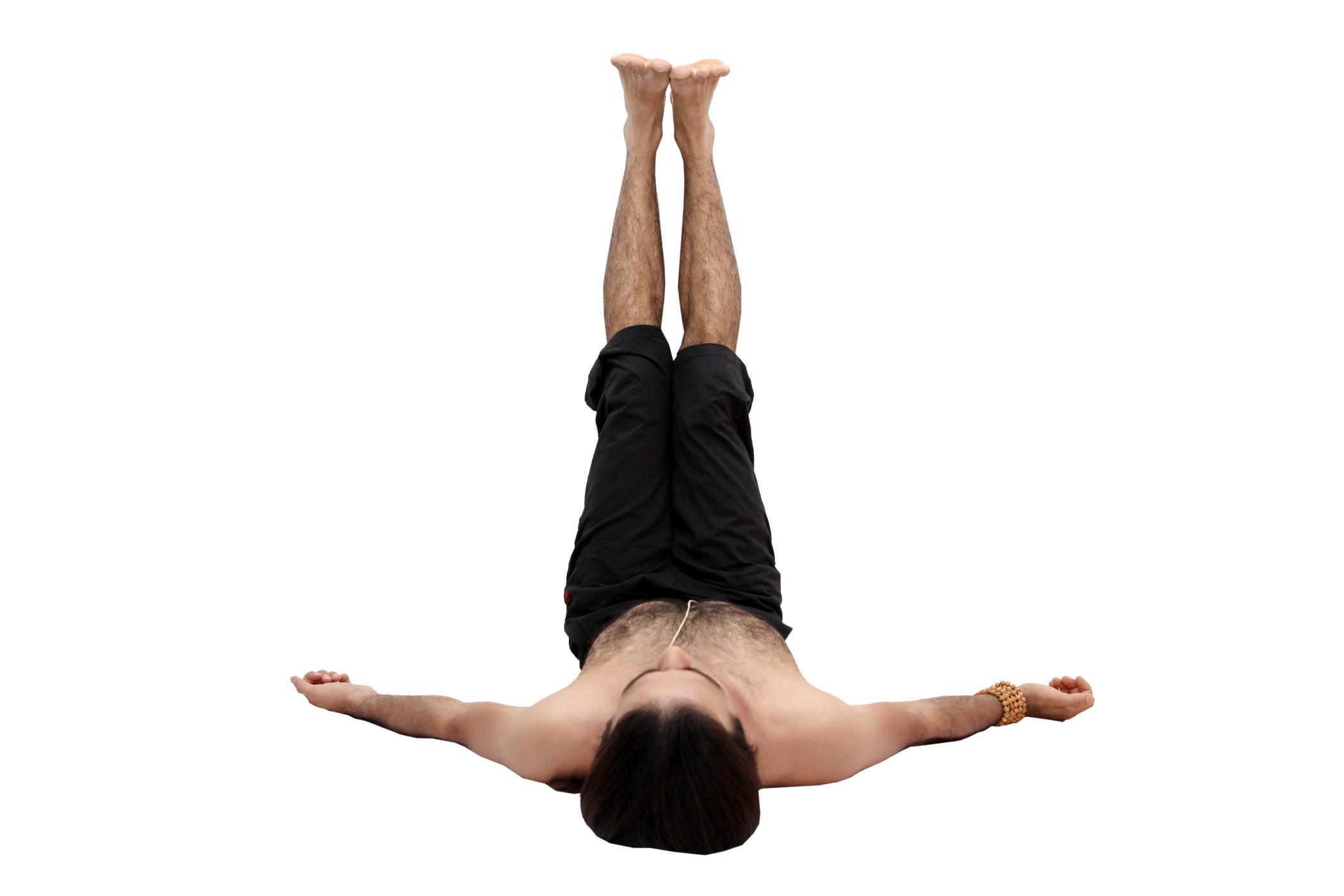 » Viparita Karani | Legs-Up-The-Wall Pose