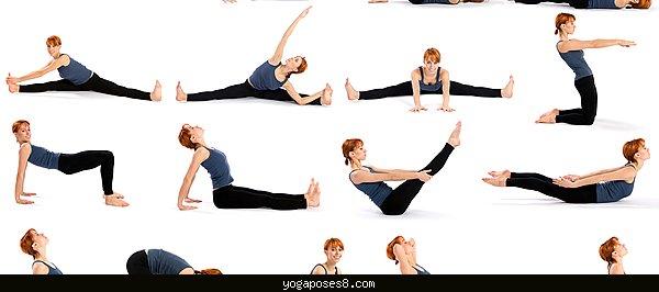 How to do yoga exercises - YogaPoses8.com