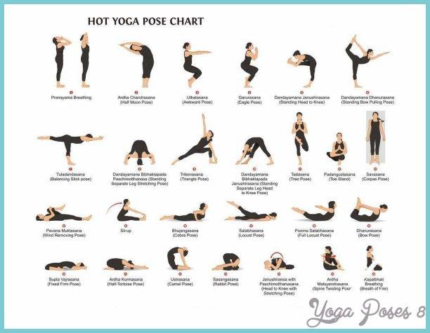 Bikram Yoga Poses Pdf - YogaPoses8.com
